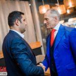 Tarek Haddad and Brain Rose in London Real- Dreams catcher